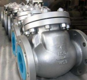 Flanged Type Swing Check Valve pictures & photos