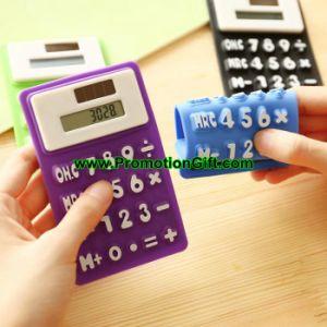Flexible Silicone Calculator pictures & photos