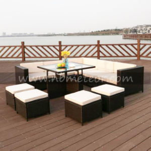 Patio Outdoor Furniture Set Rattan Dining Set Garden Set pictures & photos