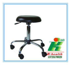 Anti-Static Lab PU Leather Chair for Clean Room Use pictures & photos