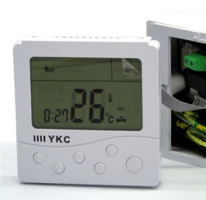 Russian English Language Instruction Manual Digital Heating Boiler Thermostat pictures & photos