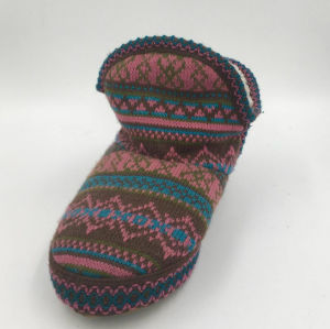 Multicolour Indoor Boots for Womens