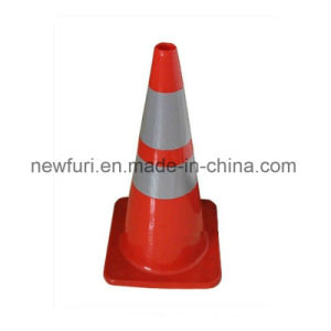 PE Colored Traffic Cones Safety pictures & photos