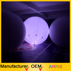 UFO Helium Balloon, Inflatable Lighting Balloon with Logo Printings pictures & photos