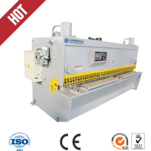 Digital Display Hydraulic Sheet Metal Shear Machine pictures & photos