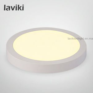 Square Round Surface Mounted LED Panel Light Ceiling Light with 6W/12W/18W/24W for Home Lighting pictures & photos