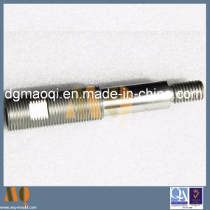 CNC Threaded Turning Part for Machined Parts (MQ158) pictures & photos