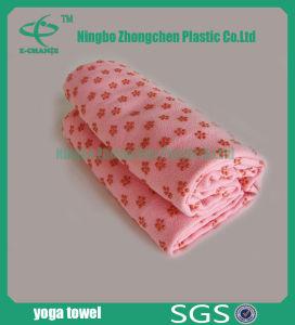 Premium Microfiber Hot Yoga Towel Eco Friendly Yoga Mat Towel pictures & photos