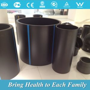 Plastic HDPE Pipe for Water Supply (PEWS series) pictures & photos