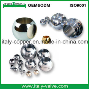 Ce&ISO Italian Brass Forged Female Ball Valve (AV-BV-1043) pictures & photos