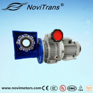 1.5kw AC Stalling Protection Motor with Speed Governor and Decelerator (YFM-90F/GD) pictures & photos