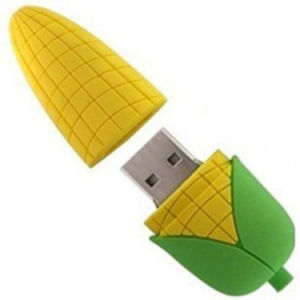 Corn Shape Memory Disk Pen USB Drive pictures & photos
