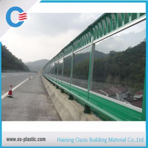 Polycarbonate Soundproof Barrier Sheet pictures & photos