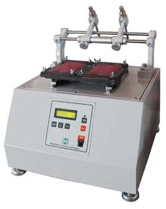 High Quality Friction Resistance Crocking Meter for Color Fastness Tester pictures & photos