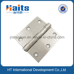 Removable Pin Five Knuckle Door Hinge Square Corners Butt Hinge pictures & photos
