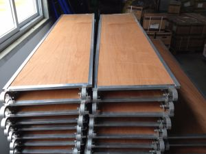 Scaffolding Aluminum Plywood Plank with Hook pictures & photos