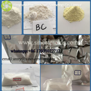 Turinadiol Prohormone Supplement Ingredients Steroids 99.9% Powder Halodrol-50 for Bodybuilding pictures & photos