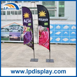 2.8m Customized Feather Flag Advertising Banners for Outdoor Promotion pictures & photos