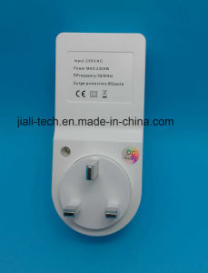 15A Auto Voltage Protector Fridge Guard with UK Socket pictures & photos