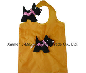 Foldable Shopping Bag with 3D Pouch, Animal Sheep Style, Reusable, Grocery Bags and Handy, Gifts pictures & photos