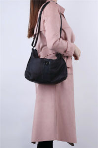 Fashion Polyester with Perfact PU Hobo Bag pictures & photos