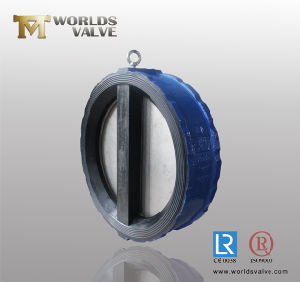 Rubber Lining Check Valve with Ce ISO Approved (H77X-10/16) pictures & photos