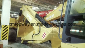 TM130.8 13ton Crawl Excavator with Cummins Engine pictures & photos