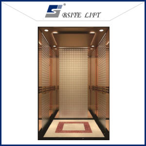 Bsdun Glass Residential Elevator Lift for Home Huzhou pictures & photos