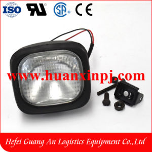 Forklift 7fd Head Light for Toyota with 2 Wirings pictures & photos
