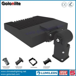 Outdoor 120lm/W Meanwell Driver 150W 200W LED Shoe Box Light pictures & photos