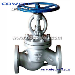 Dn25 Ss304 Ss316 Oil and Gas Pipeline Globe Valve pictures & photos