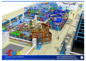 Excellent Design for Indoor Playground pictures & photos