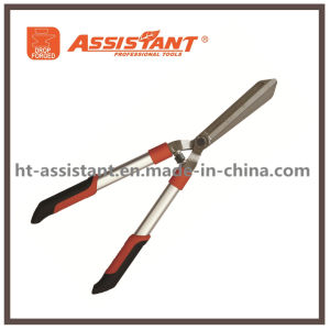 Teflon Coated Shears for Hedge Trimming with Undulated Interchangeable Blade pictures & photos