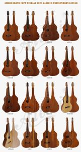 Best Quality Promotional Weissenborn Guitar of New Structure pictures & photos