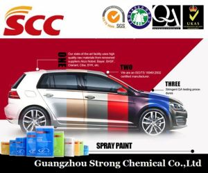 Free Sample Auto Varnish and Car Paint Usage Ms Clear Coat pictures & photos