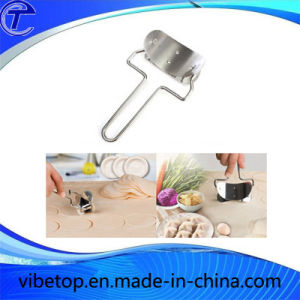 Handheld Stainless Steel Dumpling Tool (VBT-203) pictures & photos
