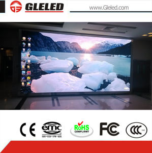 High Resolution Full Color LED Wall for Indoor pictures & photos