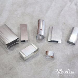 Non-Anodized Aluminum Parts Set pictures & photos