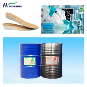 Headspring PU Chemical Resin for Insole a-3450/B-7249 pictures & photos