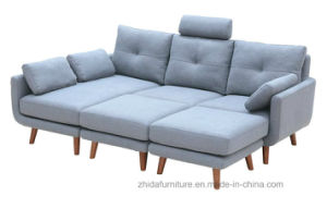 High Quality Fabric Sofa Set for Apartment pictures & photos
