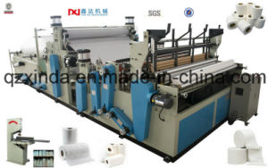 Automatic Kitchen Towel Paper Toilet Rewinding Machine pictures & photos