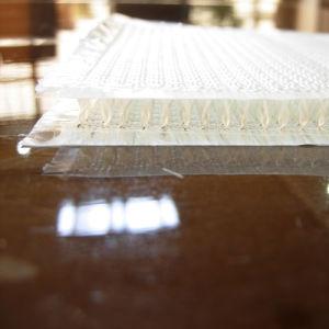 Fire Resistant Sandwich Fabric 3D Fiberglass pictures & photos