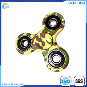 EDC Fidget Spinner Toy Plastic Camouflage Spinner pictures & photos