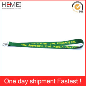 Thermal Transfer Ribbon Medal Exhibition Card Sling pictures & photos