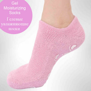 Foot Care Hands Care Beauty Skin Moisturizing Gel Socks pictures & photos