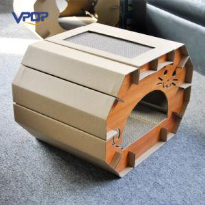 Cardboard Cat Scracher House Cat Bed pictures & photos