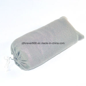 Low Price Portable with Travel Bag Blanket Car Blanket Sleep Blanket Air Blanket Fleece Blanket