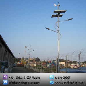 Wind Solar Hybrid Home Electric System (MINI 3) pictures & photos