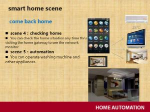 Z-Wave Zigbee Remote Control Smart Home Automation Security Systems Solution pictures & photos