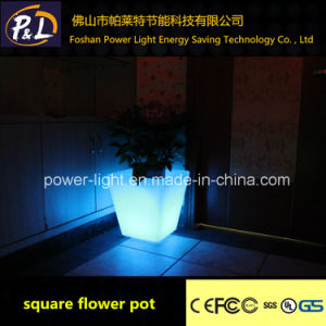 Modern Decoration Garden Light Dressing LED Flowerpot pictures & photos